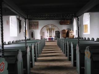 Kirche Innenraum - Religion, Ethik, Kirche, Christentum, Dänemark
