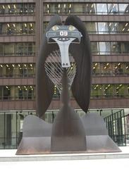 Chicago Picasso - Chicago, Sehenswürdigkeiten, Skulptur, Picasso, Kunst