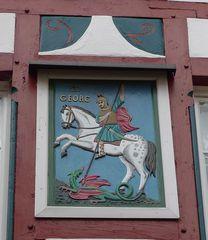 Hl. Georg - Georg, Heiligendarstellung, Mittelalter