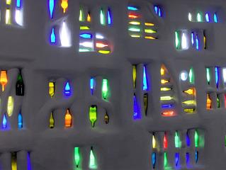 Hundertwasser Markthalle #2 - Hundertwasser, Friedensreich, Schweiz, Kunst, Objekt, Gebäude, Markthalle, Hundertwasserhaus, bunt, Fenster, Turm