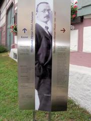 Hermann Hesse Museum #1 - Hermann Hesse, Hesse, Dichter, Schriftsteller, Höri, Museum, Haus, Wohnhaus, Bodensee