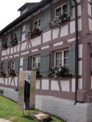 Hermann Hesse Museum #2 - Hermann Hesse, Hesse, Dichter, Schriftsteller, Literatur, Haus, Wohnhaus, Museum, Höri, Bodensee