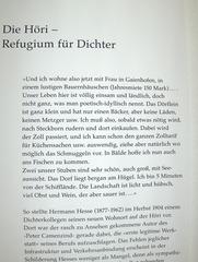 Hermann Hesse Museum #5 - Hermann Hesse, Dichter, Schriftsteller, Brief, Leben, Beschreibung, Schilderung