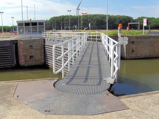 Schleusenanlage #2 - Schleuse, Wasser, Wasserstand, Transport, Niveau, Schleusenanlage, Unterschied