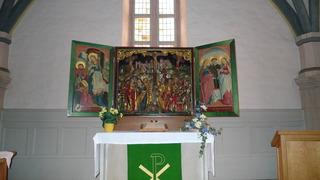 Altar in Kleinern/Edertal  #1 - Altar