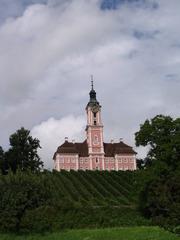 Wallfahrtskirche Birnau #2 - Wallfahrtskirche, Birnau, Bodensee, Barockkirche, Klosterkirche, Marienwallfahrt