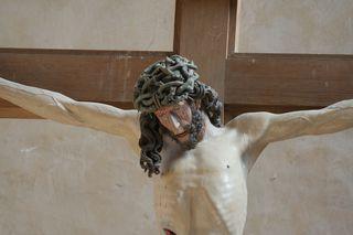Christuskopf - Kruzifix, Kreuz, Religion, Christus, Symbol, Kreuzigung, Christentum