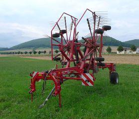 Heuwender #1 - Landmaschine, Heu, Heuwender, Heuwendemaschine, Kreiselwender, Zettkreisel