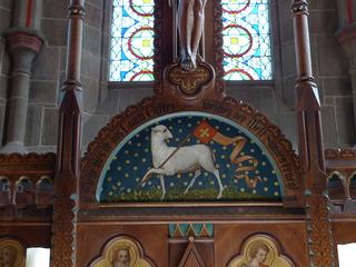 Lamm Gottes - Agnus Dei, Lamm Gottes, Christentum, Symbol, Osterlamm, Auferstehung Christi, Liturgie, Symbol