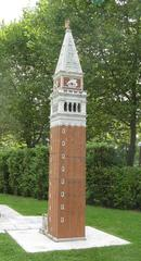 Campanile, Venedig - Venedig, Campanile, Glockenturm, Turm, Italien, Markusturm, Markusdom, Symbol, Gebäude, Turm