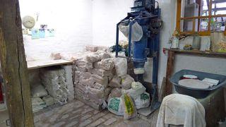 Töpferarbeiten #3 - Töpferei, Ton, töpfern, brennen, Keramikherstellung, Ton, Lehm, formen, trocknen, Tongefäß, Kunsthandwerk, Handwerk, Töpfer, Beruf