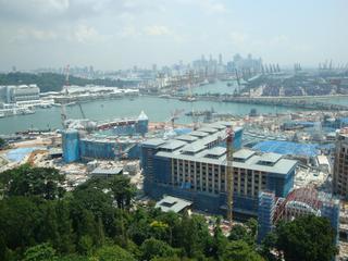 Singapore_1 - Geografie, Südostasien, Stadtstaaten, Singapore