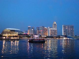 Singapore River - Geografie, Länder, Metropolen, Südostasien, Stadtstaaten, Singapore, Singapur, Singapore River