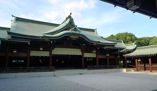 Meiji-Schrein #1 - Meiji, Meiji-jingu, Shintoismus, Tempel, Schrein