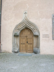 Katharinenportal - Katharina von Bora, Martin Luther, Reformation, Lutherstadt Wittenberg