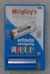 Kaugummiautomat - Automat, Kaugummi, spearmint, wrigley's, Verkaufsautomat