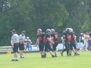 American Football - Sport, American Football, Sportart, Spielfeld, Ball, werfen, tragen, Football
