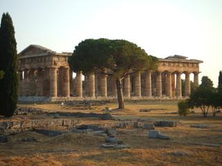 Neptuntempel - Griechenland, Italien, Pästum, Neptun, Tempel, Säulen
