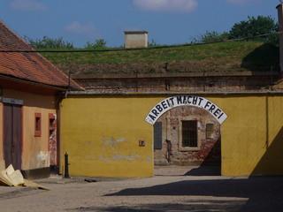 Theresienstadt - Geschichte, Judenvernichtung, Nationalsozialismus, Terezin, Lager, Internierungslager