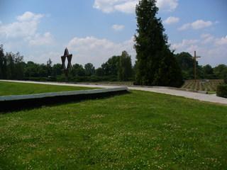 Theresienstadt - Friedhof, Vernichtung, Tod, Juden, Christen, Ruhe, Meditation